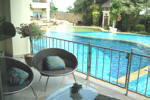 Three bedroom condo rental Jomtien Pattaya Thailand