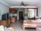 View Talay 5C room for rent on low floor Jomtien beach tp